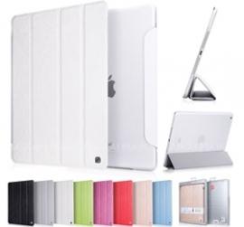 Hoco Ice Ultra Slim Premium Smart Case For Ipad 2 /3 /4 Snow White, Free Screen Protector