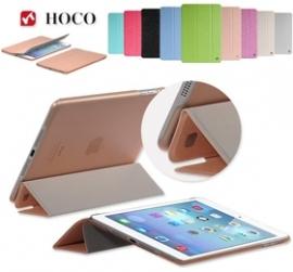 Hoco Ice Ultra Slim Premium Smart Case For Ipad Mini/ Mini Retina Champagne Gold, Free Screen Protector