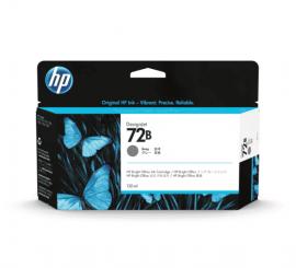 HP 72B 130ml Gray Ink Cartridge (3WX08A)