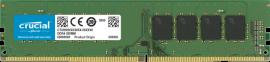 Crucial DDR4 8GB 3200Mhz (PC-25600) CL22 SR x8 Unbuffered Non-ECC Desktop Memory [CT8G4DFS832A]