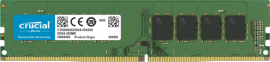 Crucial DDR4 8GB 2666Mhz (PC-21300) CL19 SR x8 Unbuffered Non-ECC Desktop Memory [CT8G4DFS6266]