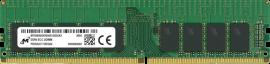 Micronl DDR4 16GB 2666Mhz (PC-21300) CL19 DR x8 Unbuffered ECC DIMM Desktop Memory MTA18ASF2G72AZ-2G6E2