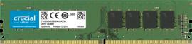Crucial DDR4 8GB 3200Mhz (PC-25600) CL22 SR x8 Unbuffered Non-ECC Desktop Memory [CT8G4DFRA32A]