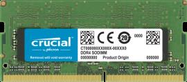 Crucial CT32G4SFD832A SO Dimm Singe Channel: 32GB (1x32GB) DDR4 3200MHz CL22 1.2V PC4-21300