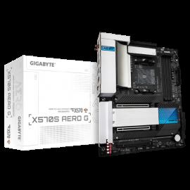 GIGABYTE X570S AERO G Motherboard, AM4, 4xDDR4, 6xSATA, 3xM.2, USB-C, WIFI 6, ATX, 3YR GA-X570S-AERO-G
