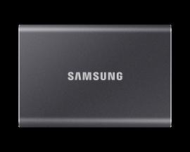 Samsung Portable SSD T7 500GB GREY MU-PC500T/WW