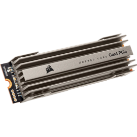 Corsair Force MP600 Core 1TB M.2 NVMe PCIex4 Gen4 SSD 4700/19500 MB/s 480/200K CSSD-F1000GBMP600COR
