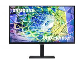 "SAMSUNG S8U 27"" FLAT IPS, 16:9, LED, 3840x2160, 5MS, 60Hz, 300nits, HDR10, HDMI, DP, 1xUSB-C(90W), 3x USB3.0, HAS,TILT, PIVOT, VESA, 3Y LS27A800UJEXXY"