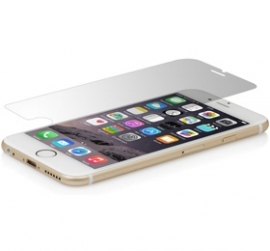 """I-tech Premium Tempered Glass Screen Protector For Iphone 6 Plus 5.5"""" With 2.5d Curved Edge"""