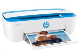 Hp Deskjet 3720 Aio Printer Colour A4 8ppm Blk 5.5ppm Clr Wifi 1yr J9v86a