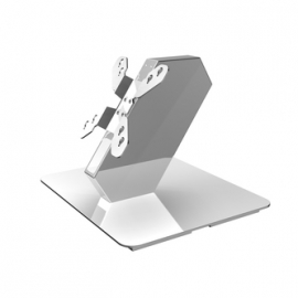 """Aopen Kkd1a2 - Dual Display Table Stand (support 22"""" Display Size With Landscape Only) (screen Not"""