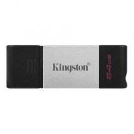 Kingston 64Gb Usb-C 3.2 Datatraveler 80 DT80/64GB