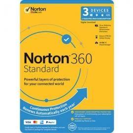 Norton 360 Standard 1 User 3 Device Oem 21396503