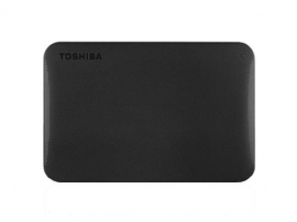 "Toshiba 2tb Canvio Ready Portable 2.5"" Usb 3.0 External Hdd - Black Hdtb420ak3aa"