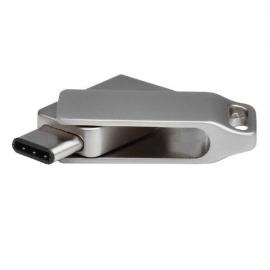 Shintaro 128Gb Usb-C Otg Pocket Disk Drive - Works With Usb-C Usb Type-C Usb-A Usb 3.0 Sh-Rc128Gb