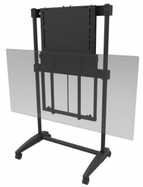 Easilift Dynamic Height Adjustable Portable Tv Stand Ideal For Interactive Display Panels - 33-60Kg'S