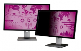 """3m High Clarity Privacy Filter For 27"""" Widescreen Desktop Lcd Monitors (16:9) Hc270w9b"""