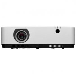 NEC ME372WG LCD Projector/ WXGA/ 3700ANSI/ 16000:1/ HDMI/ 16W x1/ LAN Display/ USB Display (NP-ME372WG)