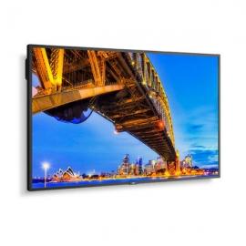 "NEC ME501 50""; 4K Ultra High Definition Commercial Display / 18/7 Usage / 16:9 / 3840x2160 / 400 cd/m2 / Landscape/Portrait / HDMI/DP Input (ME501)"