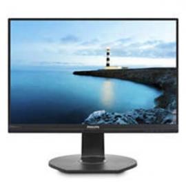 "Philips 23.8"" 5ms Fhd Led Ips Monitor Height Adj Vga Dp Hdmi Usb-c Usb3.0 Vesa 4yr Wty - With Usb"