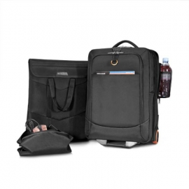 Everki Ekb420 Titan Laptop Trolley, Fits 15-inch To 18.4-inch Ekb420