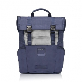 Everki Everki Contempro Roll Top Laptop Backpack, Up To 15.6-inch Navy (ekp161n) With Dedicated