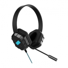 Gumdrop DropTech USB B2 Kids Rugged Headset  with Volume Adjuster and Microphone 01H012