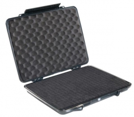 """Pelican Hardback 1095 Case - 15.6"""" With Internal Dimemsions Of 40.1 X 28.3 X 5.2 Cm 1090-020-110"""