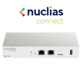 D-Link Dnh-100 Nuclias Connect Hub Hardware Controller With Pre-Loaded Nuclias Connect Software. Manages Up To 100 Devices Dnh-100