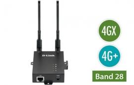 D-LINK 4G LTE Dual SIM M2M VPN Router (DWM-312)
