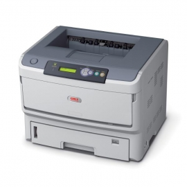 Oki B820n Mono A3 Pcl Network Printer 44675905