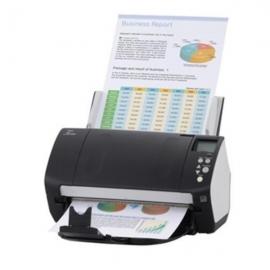 Fujitsu Fi-7160 Document Scanner (A4, Duplex) 60ppm,80sht Adf,600 Dpi,Usb3 (FJ3011)