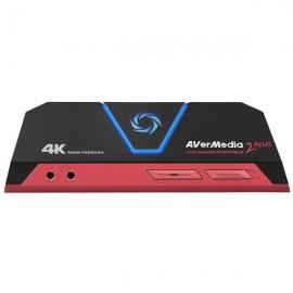 AVerMedia GC513 LGP 2 Plus External Capture Card, 4K Pass-Through, 1080P60 Capture, PC-Free Mode (GC513)