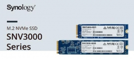 Synology SNV3000 - M.2 NVMe SSD - 5 year Limited Warranty - Form factor - M.2 2280 - 400GB Check Compatible models Snv3400-400G