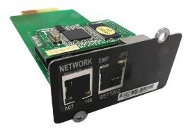 ION F16, F18 SNMP/Web Adaptor (Can have optional F-EMP sensor) F-SNMP