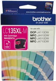 Brother MAGENTA INK CARTRIDGE - UP TO 1200 PAGES (8ZC83200256)