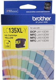 Brother YELLOW INK CARTRIDGE - UP TO 1200 PAGES (8ZC83200356)