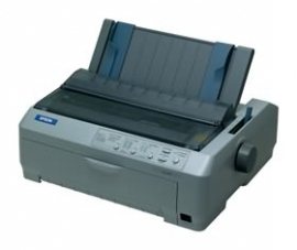 Epson Lq-590 Dot Matrix Speed Of Up To 529 Chars Per Second, 24 Pin, High Copy