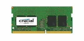 Crucial Ddr4 Sodimm Pc19200-16gb 2400mhz Dual Rank Cl17 Notebook Memory [ct16g4sfd824a] Ct16g4sfd824a