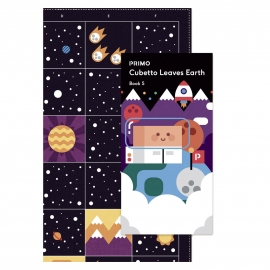 Primo Toys Adventure Pack Map And Story Book Space Primo008a-en