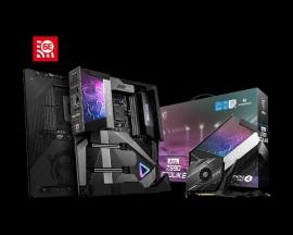 MSI MEG Z590 GODLIKE Intel ATX Motherboard (MEG Z590 GODLIKE)