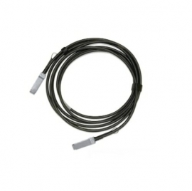 MELLANOX PASSIVE COPPER CABLE, ETH 100GBE, QSFP28, 3M, BLACK, 26AWG, CA-N MCP1600-C003E26N