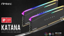 Antec Katana Rgb 16Gb (2X8Gb) Desktop Gaming Memory (AM4U32168G11-7DKR)