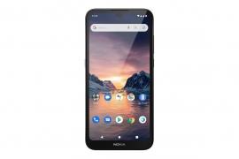 "Nokia 1.3 4G - Charcoal (Unlocked)- 5.71"" Screen Size Quad Core Processor 1Gb Ram 16Gb Memory Exp To 400Gb Via Microsd Dual Sim 3000 Mah Battery Nok13Cha"