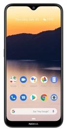 "Telstra Nokia 2.3 Black 4Gx (Locked To Telstra)- 6.2"" Hd+ Screen Size Android 10 3Gb Ram 32Gb Memory Exp To 512Gb Dual Camera 4000 Mah Battery Nokia 2.3"
