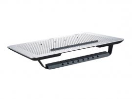 """Coolermaster Masternotepal Support Up To 17"""" Laptop 8 Degree Ergonomic Tilt Mnx-Smts-20Fn-R1"""