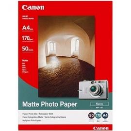Canon Mp-101 A4 50 Sheets, 170 Gsm Matte Photo Paper Mp-101