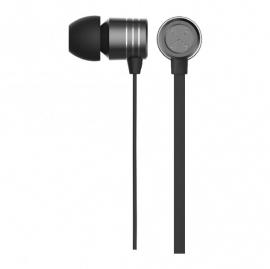 Verbatim In-Ear Earphones with Mic & Volume Control - Space Grey (66607)