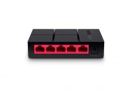 Tp-Link Mercusys 5-Port 10/100/1,000 Mbps Desktop Switch (Ms105G)