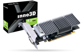 INNO3D GeForce GT 1030 2GB GDDR5 DVI HDMI N1030-1SDV-E5BL